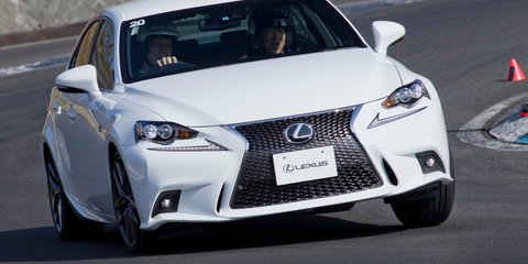 Lexus turbo-four aims to beat BMW for torque; larger and smaller turbos coming