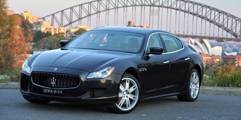 Maserati Quattroporte GTS recalled for alternator fix