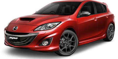 Mazda 3 MPS could get diesel power