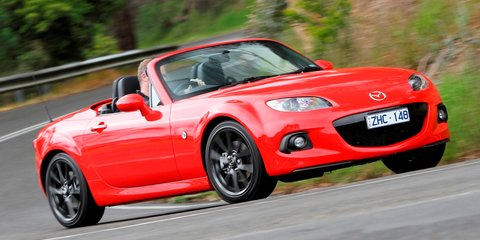 2015 Mazda MX-5 on target to weigh less than 1000kg