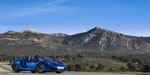 McLaren to open first New Zealand showroom