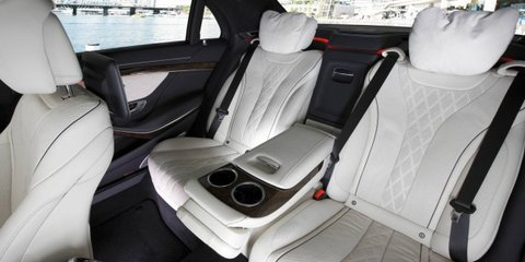 2014 Mercedes-Benz S-Class: pricing and specifications