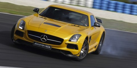 Mercedes-Benz SLS AMG Final Edition to send off supercar