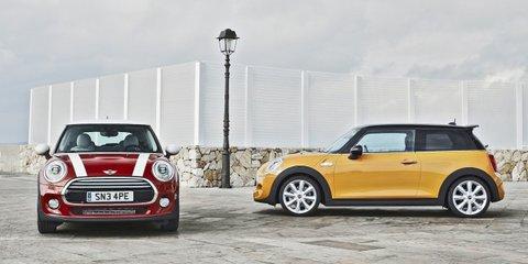 2014 Mini Cooper hatch revealed