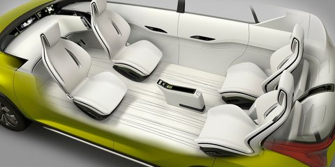 Mitsubishi AR concept: plug-in people-mover unveiled in Tokyo
