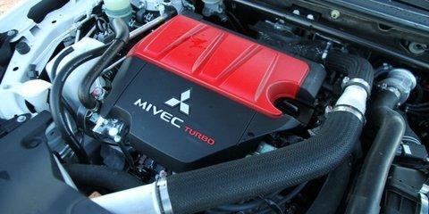 Next-gen Mitsubishi Lancer Evolution, Ralliart on hold