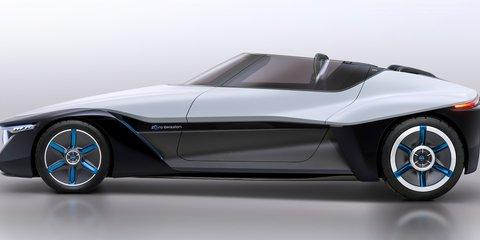 Nissan BladeGlider: performance EV concept revealed