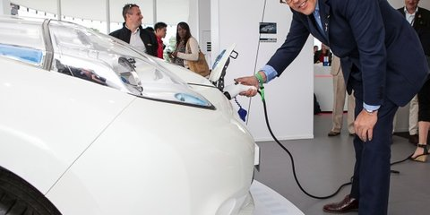 Nissan Leaf: free petrol, diesel vehicle loans for UK customers