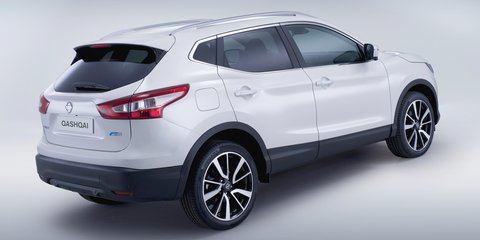Nissan Qashqai :: Pricing and specifications