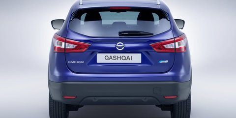 Nissan Qashqai revealed