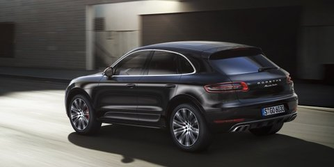 Porsche won't go smaller, cheaper than Macan, says exec