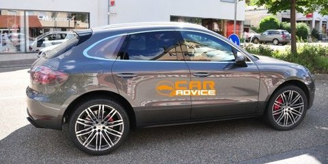 Porsche Macan exhaust note teased