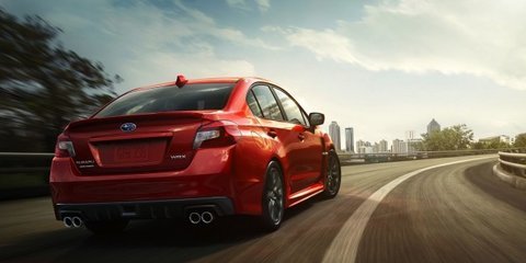 Subaru WRX pre-order campaign fails to reach BRZ heights