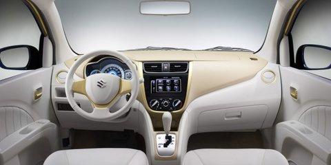 Suzuki A:Wind concept previews future city car