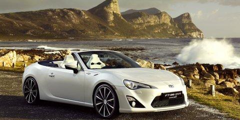 Toyota 86 sedan concept claimed for Dubai motor show unveiling