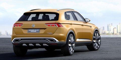 Volkswagen Tiguan Coupe coming in 2019 - report