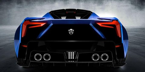 W Motors SuperSport: 745kW hypercar revealed