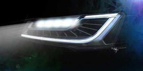 Audi Matrix LED headlights technology explained