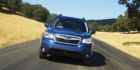 Subaru overtakes Volkswagen in US sales