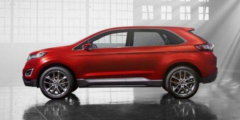 Ford Edge: SUV concept previews Territory successor