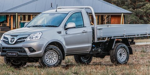Foton Tunland: Chinese utes recalled over safety compliance issues