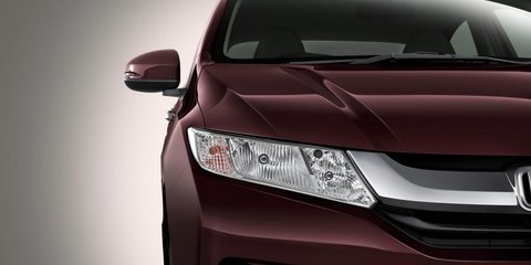 2014 Honda City: compact sedan unveiled
