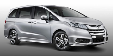 Honda Odyssey: eight-seat option confirmed for Australia
