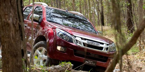 Isuzu D-MAX 4x4 uprated with 3.5-tonne towing capacity from December