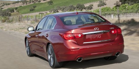 Infiniti Q50: Mercedes-Benz 2.0-litre turbo petrol for mid-sized sedan