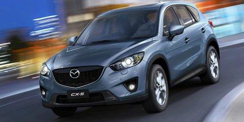 Mazda CX-5 gets suspension, safety upgrades