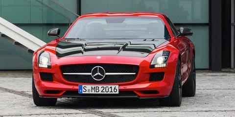 Mercedes-Benz SLS AMG GT Final Edition revealed