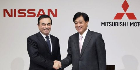 Mitsubishi, Renault-Nissan to build city car; share small, medium sedans