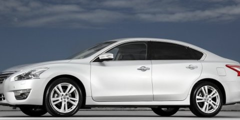 Nissan Altima: pricing and specifications