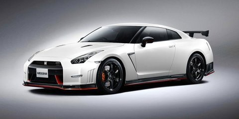 Nissan GT-R Nismo: 444kW supercar leaked