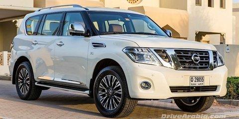 Nissan Patrol: facelift leaked ahead of Dubai debut