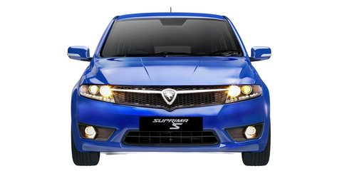 Proton Suprima S priced from $21,790 driveaway