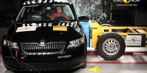 Skoda Octavia earns five-star ANCAP safety rating