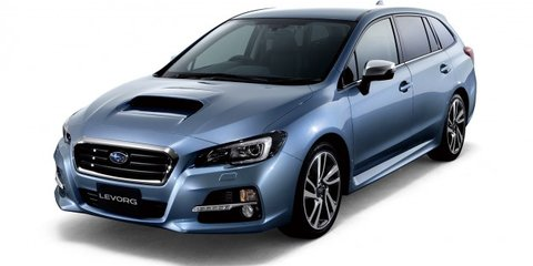 Subaru Levorg performance wagon decision due by March 2015