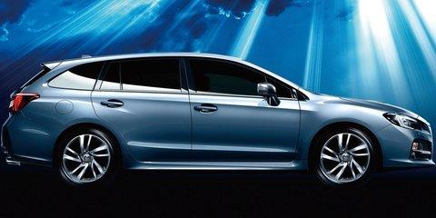 Subaru Levorg on target list for Australia