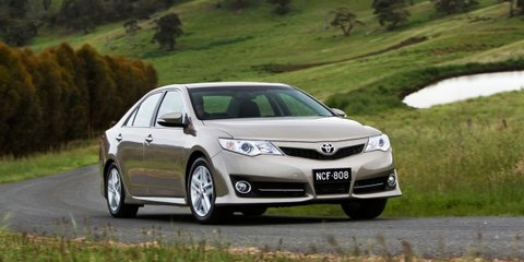 Mid-2014 deadline set for Toyota local manufacturing to win next Camry or close