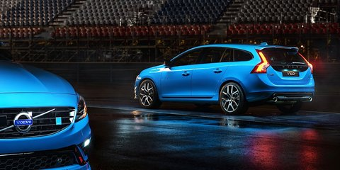 Volvo V60 Polestar: sports wagon revealed alongside updated S60
