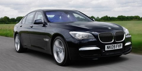 BMW M7 being considered as M flagship