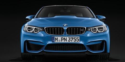 BMW M3, M4 twins revealed: 317kW, 550Nm, 0-100km/h in 4.1sec