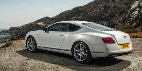 Bentley: New Cars 2014