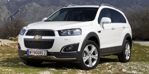 Chevrolet to exit Europe in 2015