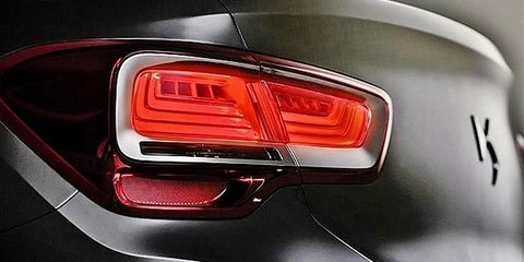 Citroen teases first-ever DS sedan