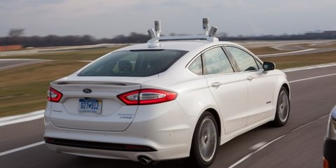 Ford Mondeo: Driverless hybrid prototype hits the road