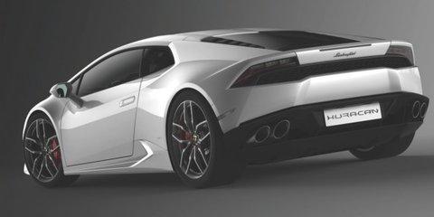 Lamborghini Huracan: 448kW Italian supercar revealed