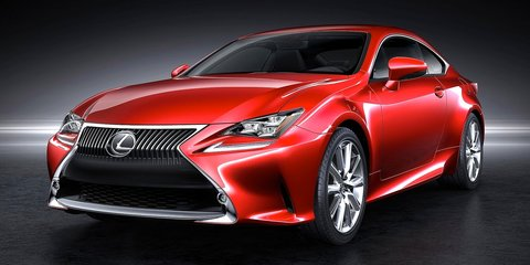 Lexus: New Cars 2014