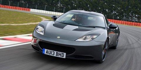 Lotus: New Cars 2014